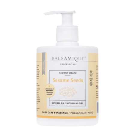 Balsamique naturalny olej sezamowy 500ml