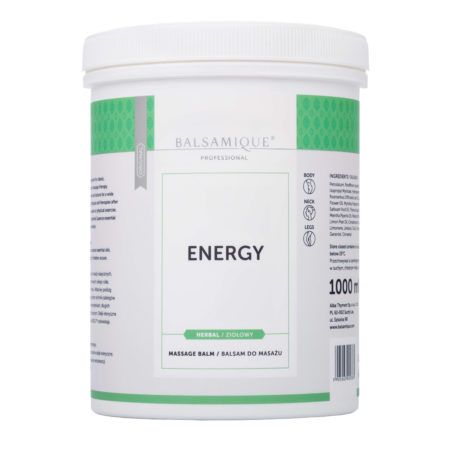 Balsamique Energy balsam do masażu 1000ml