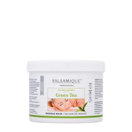 Balsamique balsam do masażu z ekstraktem z zielonej herbaty 500ml