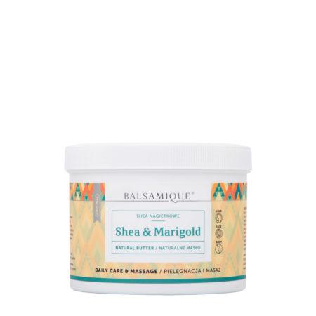 Balsamique naturalne masło - shea nagietkowe 450g