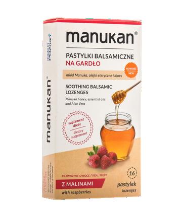 Manukan - Malinowy - Shop