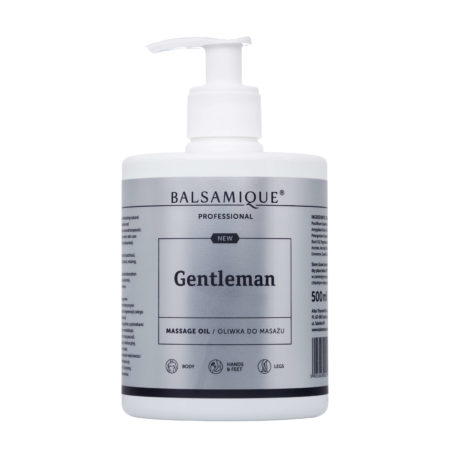 Balsamique Oliwka do masażu Gentelman 500ml