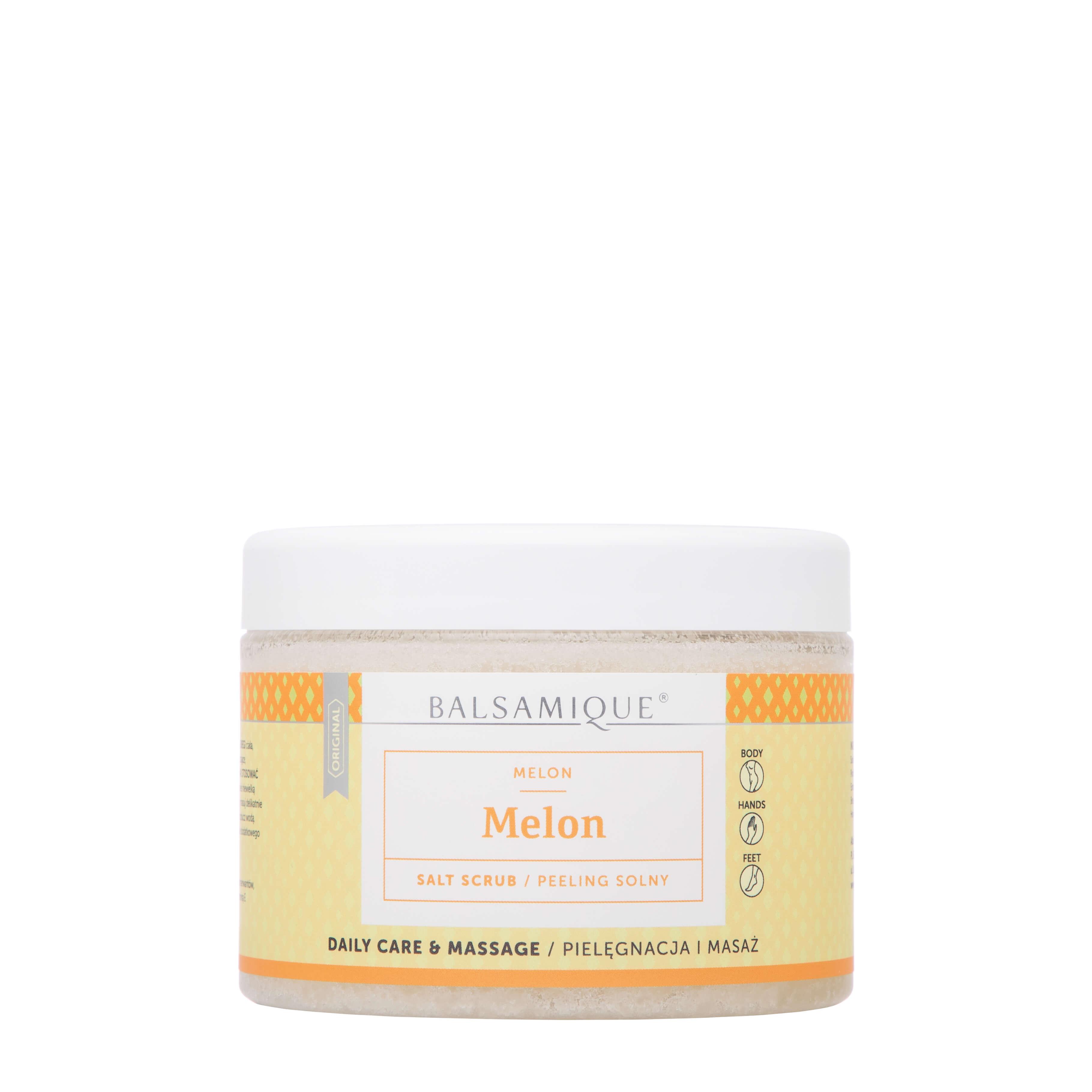 Balsamique Peeling solny 550g