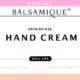 Balsamique - Krem do rąk