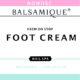 Balsamique - Krem do stóp