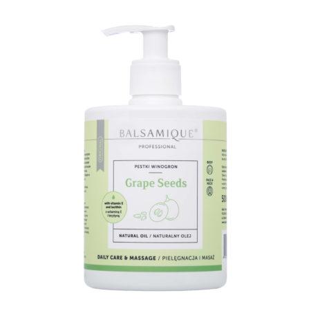 Balsamique naturalny olej z pestek winogron 500ml