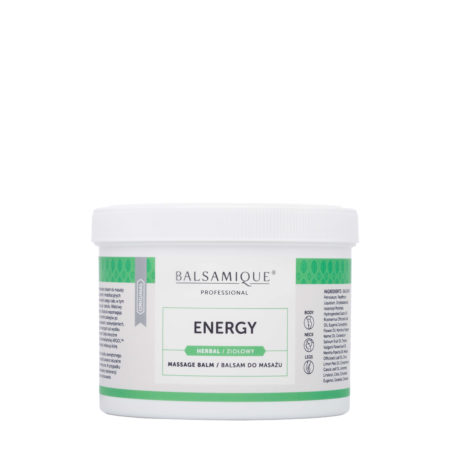 Balsamique Energy balsam do masażu 500ml