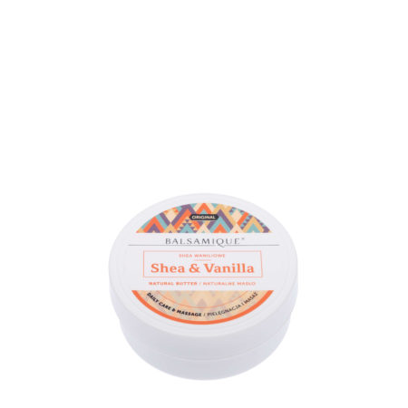 Balsamique naturalne masło - shea waniliowe 80g