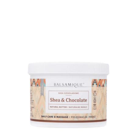 Balsamique naturalne masło - shea czekoladowe 450g
