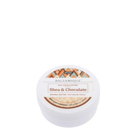 Balsamique naturalne masło - shea czekoladowe 80g